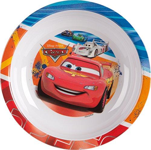 Newsbenessere.com 51ao-PydtnL Ciao 33919 Disney Pixar Cars Piatto Fondo in Melamina, Multicolore