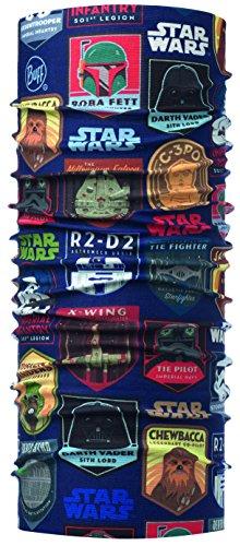 Original Buff 115431.555.10.00 Tubular de Microfibra, Hombre, Multicolor, Talla Única