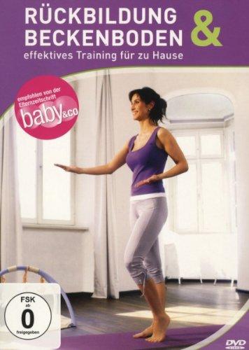 Rückbildung & Beckenboden - effektives Training für zu Hause