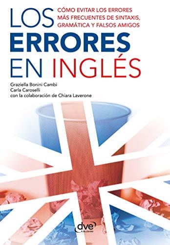 Los errores en inglés por Graziella Bonini Cambi