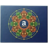 Amazon Pay Gift Cards - In a Blue Gift Box