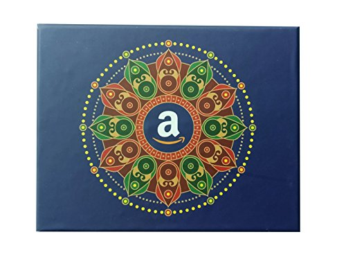 Amazon.in Gift Cards - In a Blue Gift Box - Rs.2000