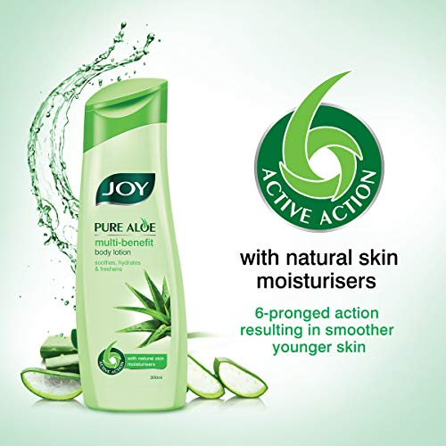 Joy Pure Aloe Multi Benefit Body Lotion, 300ml