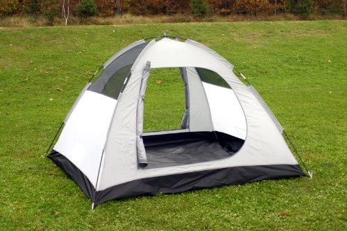 MONTIS HQ JOVIAN, 3 Personen, Premium Camping Tour Zelt, 345x215xH140, 3,8kg, AKTIONSPREIS! - 5