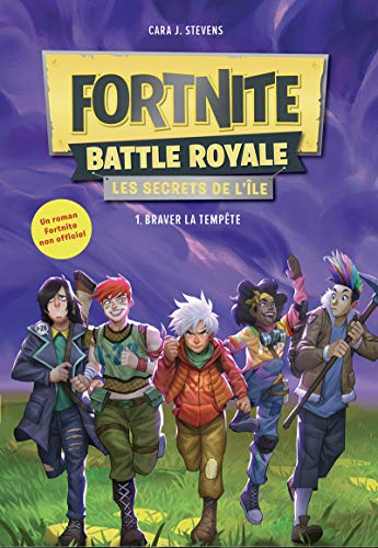 Fortnite Battle Royale - Les Secrets de l'île T01 Braver la tempête