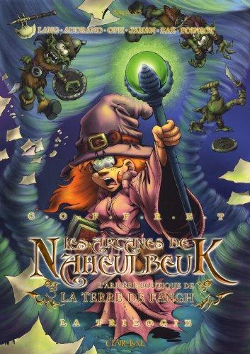 Les Arcanes de Naheulbeuk, Tome 1, Bière, Monst :