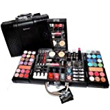 Exclusive Kosmetik Make-up Kunstleder Schminkkoffer