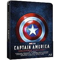 Captain America Trilogia Steelbook