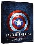 Captain America - La Collezione Completa (Steelbook) (3 Blu-Ray)