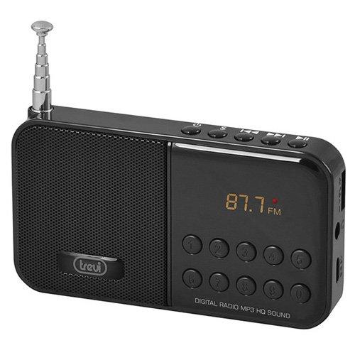 Trevi DR 740 SD Radioregistratore