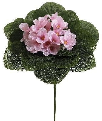 24er-pack-usambaraveilchen-27cm-rose-kunstblume-kunstpflanze