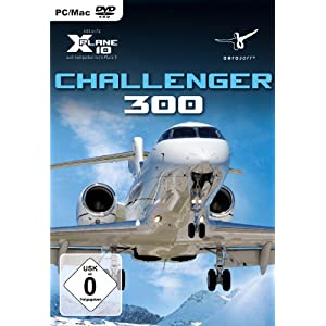 X – Plane 10 – Challenger – [PC/Mac]