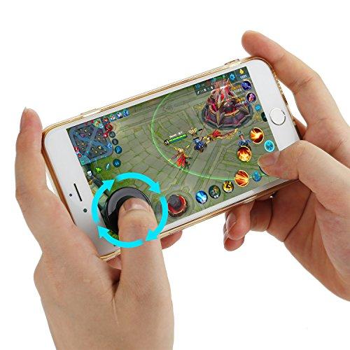Smartphone Joystick / Display Controller Touchscreen Liamoo® für Spiele auf dem Handy / Game Display / iPhone / Samsung / Galaxy / Touch