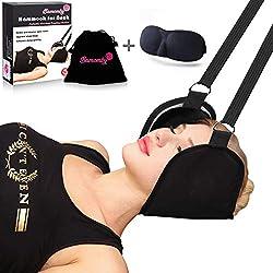 Cou Hammock Massage-Mieux Neck Soulagement de la douleur Cou Stretch Relief Fatigue Outils