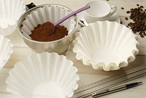 Cool Products Wantage Filtropa/Bravilor Kaffee-Filterpapier, geblasen, 1.000 Stück
