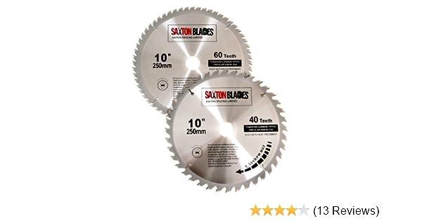 Hartmetall Kreissägeblatt 400 x 30 mm x 40-Z Holz Kreissäge Tischkreissäge XT