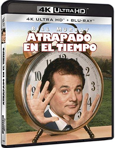 Atrapado En El Tiempo (4K UHD + BD) [Blu-ray] 51ao7XVXupL