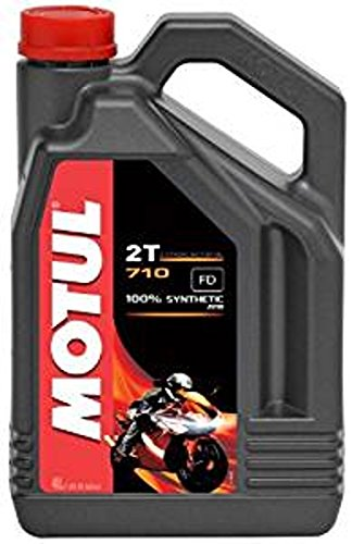 MIM Distribution Olio sintetico MOTUL 710 2T flacone da 4 lt