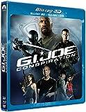 G.I. Joe 2 : Conspiration [Combo Blu-ray 3D + Blu-ray + DVD]