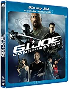 G.I. Joe 2 : Conspiration [Combo Blu-ray 3D + Blu-ray + DVD]