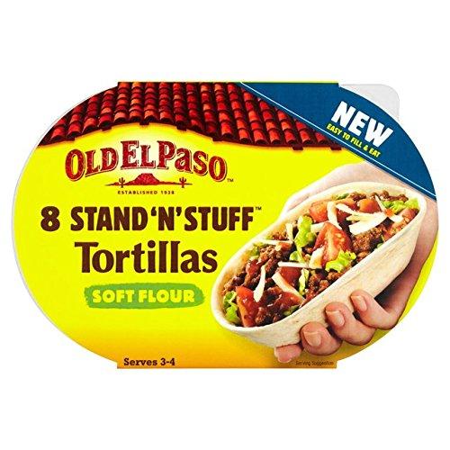 old-el-paso-8-stander-n-stuff-weiche-mehl-tortillas-193g