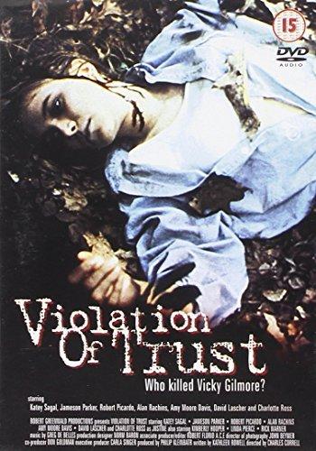 Violation of Trust [Region 2] by Katey Sagal
