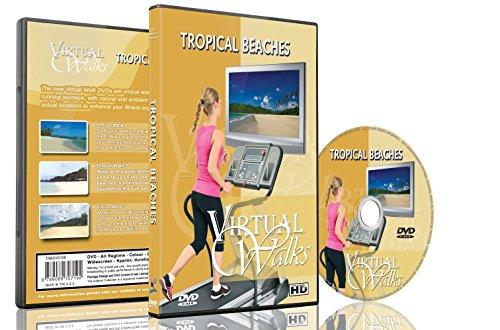 Bein-therapie-creme (Virtuelle Spaziergänge - Tropische Strände Laufband und radfahren)