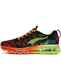 ONEMIX Uomini e Donne Scarpe da Corsa Air Max Scarpe da Ginnastica per Walking Gym Sport Athletic Jogging Fitness Sneaker