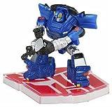 Titanium Series Transformers 3 Inch Metal Robot Masters Alternators Smokescreen by Hasbro