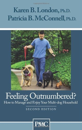 Feeling Outnumbered?: How to Manage and Enjoy Your Multi-Dog Household