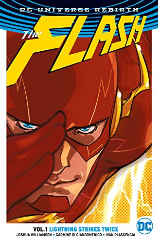 The Flash (2016-) Vol. 1: Lightning Strikes Twice (English Edition ...