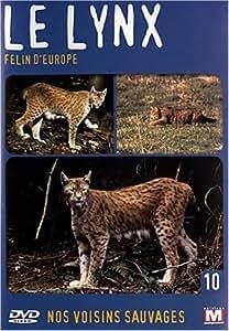 Nos voisins sauvages : Le lynx : Félin d'Europe