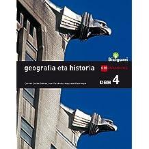 Geografia eta historia. DBH 4. Bizigarri