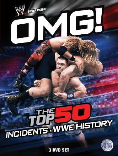 Bild von WWE - OMG! - The Top 50 Incidents In WWE History [DVD] by The Undertaker