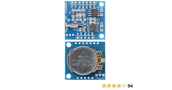 I2c Ds1307 Echtzeituhr Modul Für Arduino Winzigen Rtc Kamera