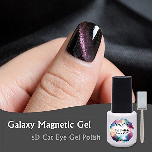 Joligel Esmalte Gel Magnético 2018 Efecto