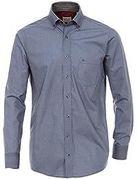 Casa Moda - Casual Fit - Herren langarm Hemd in verschiedenen Farbvarianten