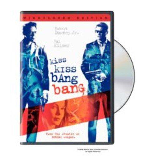 Kiss Kiss Bang Bang / (Ws Ac3 Dol) [DVD] [Region 1] [NTSC] [US Import]