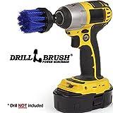 2pulgadas Diámetro Broca con cepillo de limpieza para inalámbrico taladro y controladores de impacto por drillbrush