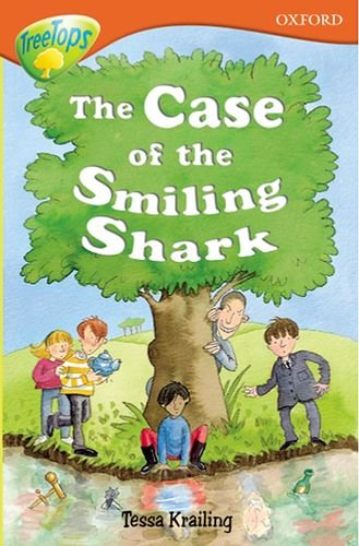Case of the Smiling Shark (Treetops Fiction)