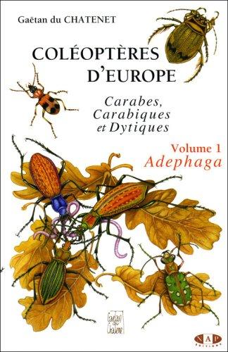 coleopteres-deurope-carabes-carabiques-et-dytiques-volume-1-adephaga