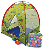Learn My Transportation Play Ball Tent H...