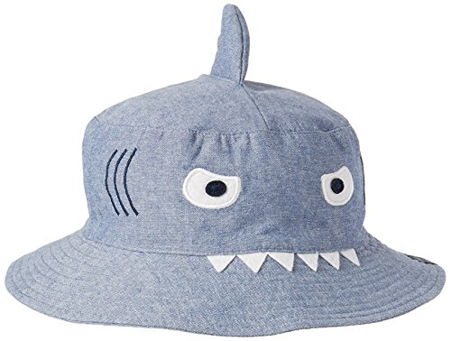 Tom Joule Joules Jungen Hüte Jnr Hat Attack, Blue (Shark), 4-7 UK