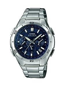 Casio WVQ-M410DE-2A2ER - Reloj de cuarzo para hombre, correa de acero inoxidable color plateado de Casio
