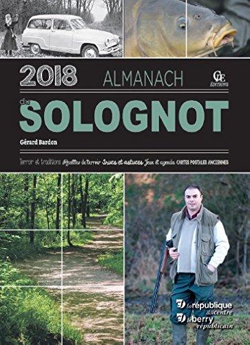Almanach du Solognot 2018