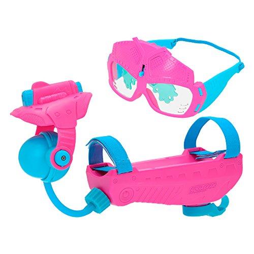 EOLO–Krug für Wasser und Brille Aqua Gear, Pink und Blau (COLORBABY 43653) (Aqua Gear)