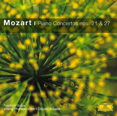 Mozart: Piano Concertos Nos.21...