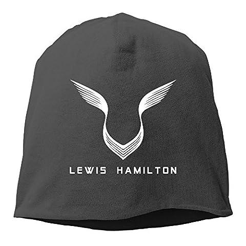 SUNpp Racing Lewis Hamilton Logo Winter Knit Cap Beanie Cap Skull Cap For Unisex