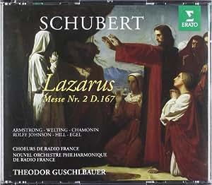 Schubert;Lazarus Messe Nr.2