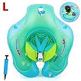 Best Bébé de natation Flotteurs - COSORO flotteur de natation de bébé avec siège Review